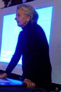 Teresa Severini, assessore alla cultura del Comune di Perugia