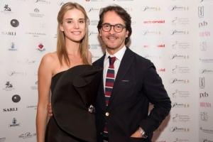 Elisa Silvestrin e Antonio Falanga