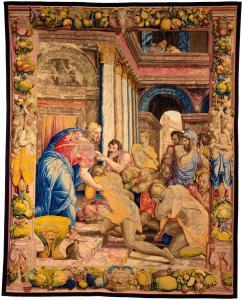 Mostre:i venti arazzi di Cosimo I riuniti dopo 150 anni